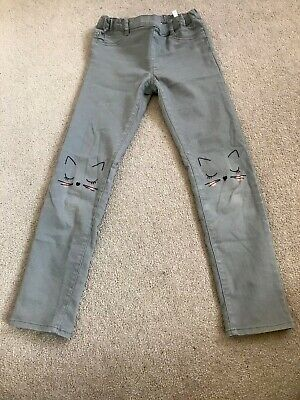 H&M Girls Trousers -8-9 Years