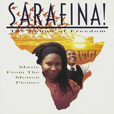 Sarafina! The Sound Of Freedom: Music From The Motion Picture - Audio CD