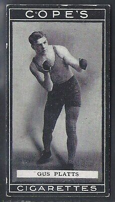 Cope Copes-Boxers Boxing-#057- Gus Platts
