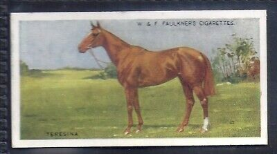 Faulkner-Prominent Racehorses Of The Present Day (2Nd Series)-#45- Horse Racing