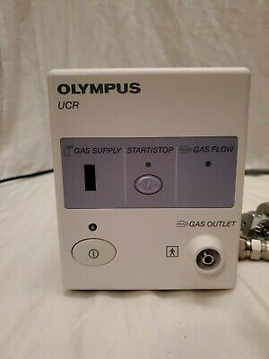 Olympus Medical UCR CO2 Insufflator Regulation Unit W/ Supply hose MAJ-1085