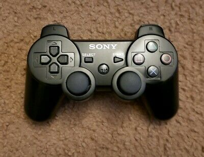 Official Sony PlayStation 3 Wireless Dualshock 3 Sixaxis PS3 Controller Genuine
