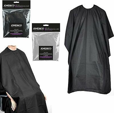 Deluxe Hairdressing Cape Unisex Gown for Hair Styling Cutting Salon Barber Apron