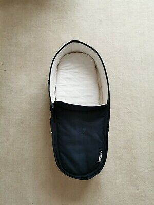 Bugaboo Bee5 Complete Carrycot, Dark Navy/White - BRAND NEW (DOES NOT INCL BASE)