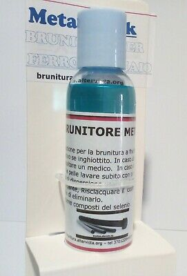 Brunitore metalli professionale, riutilizzabile - metal burnishing professional
