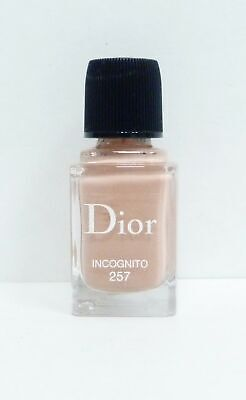 Christian Dior Vernis Couture Color Gel Long Wear Nail