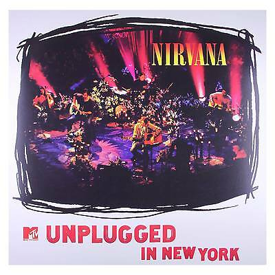 Nirvana - Mtv Unplugged In New York - Brand New Sealed Vinyl Record 180G