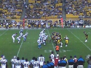 Steelers vs. Browns  2 Lower Level tickets at Heinz Field 12/01/2019