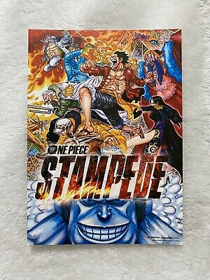 One Piece:stampede - Brand New Art Card - Rare Limited Collectible