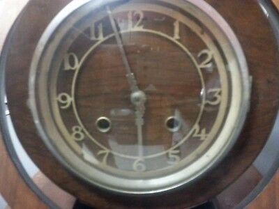 vintage antique clock spares repairs parts or restoration S