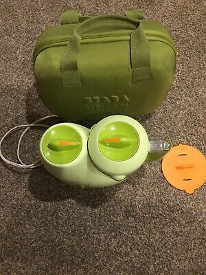 Beaba Babycook Food Maker & Steamer with Travel/Carry Case