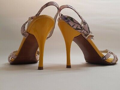 NEW Argentinian Tango Shoes by  Mileva Shoes size 7