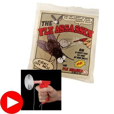 444252 The Fly Assassin Better Faster & Funner Than The Traditional Fly Swat