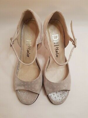 NEW Argentinian Tango Shoes by   DNI Tango Shoes size 7.5