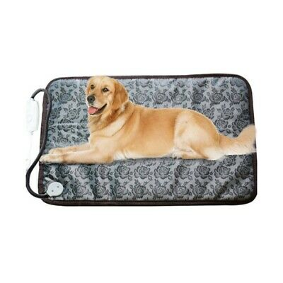 Pet Dog Cat Waterproof Electric Heating Pad Puppy Heater Warmer Mat Bed Blankets