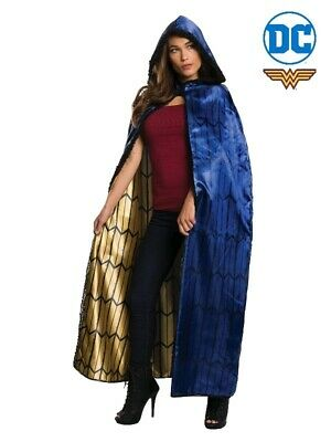 Wonder Woman Cape Deluxe Adult Costume Accessory Rubies