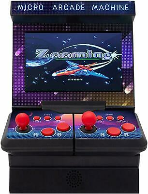 Aquarius 2 Player Arcade Retro Built-in 300 Games Portable Video Game For Kids
