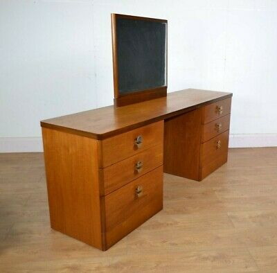 STAG Dressing Table , Teak, Mid Century, 1960s