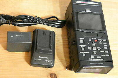 Panasonic AG-HPG20 P2 Memory Card Portable Recorder and Playback Device