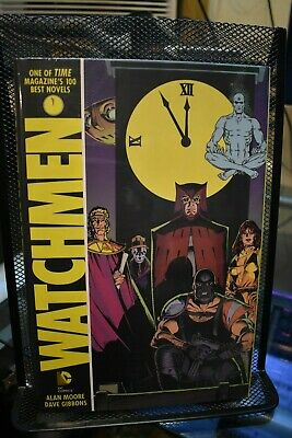 Watchmen Complete DC Deluxe Hardcover NEW SEALED RARE OOP Alan Moore Rorscharch