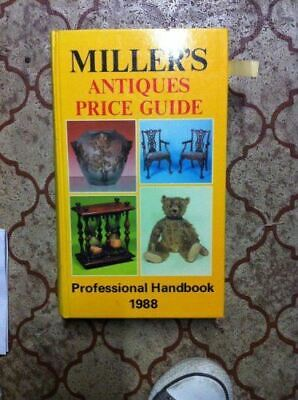 Miller's Antiques Price Guide 1988, , Very Good, Hardcover