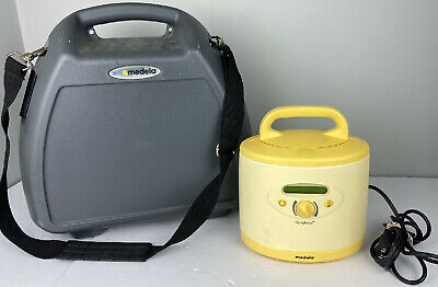 Medela Symphony 2.0 Hospital Grade Breast Pump - Only 255 Hours! With Case!