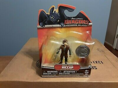 DreamWorks Dragons Defenders Of Berk (Dragon Trainer Hiccup) New In Hand