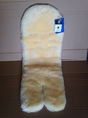 MEDICAL GRADE Australian Sheepskin Baby Pram Stroller Car Seat Liner - GOLD