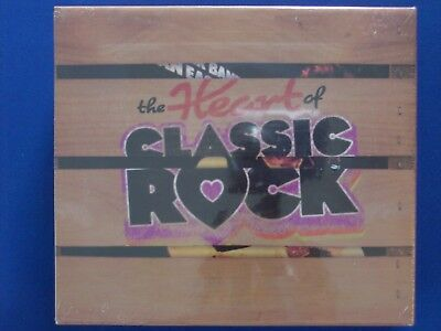 The  Heart of Classic Rock[Box Set]by Various Artists(10CDs,TIME LIFE)NEW SEALED