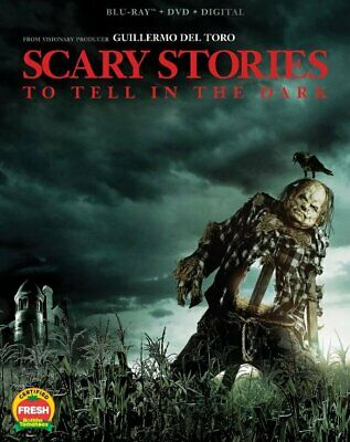 Scary Stories To Tell In The Dark (Digital HD Copy, No Blu-ray or DVD)