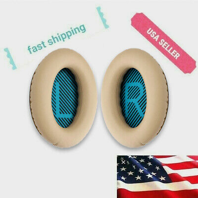 Ear Pad Cushion Replacement For Bose Soundlink brown! Free shipping!