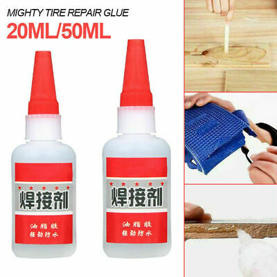20/50g Mighty Tire Repair Glue Welding Agent Fast Repair Curing Universal Hot