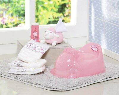 Creation Baby Annabell Potty Training Set by Zapf