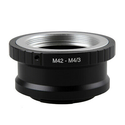 M42-M4/3 Adapter for M42 Screw mount Lens to Micro  * T-PN