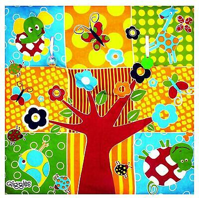 Multi Color Baby's Playmat From Giggles - Free Shipping