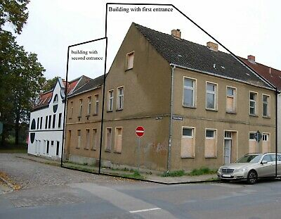 Multiple property building for sale in Germany Europe
