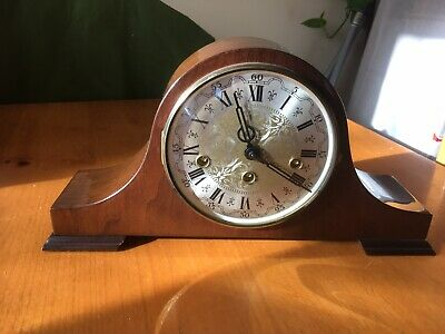 Franz Hermle Westminster Chimes Mantle Clock