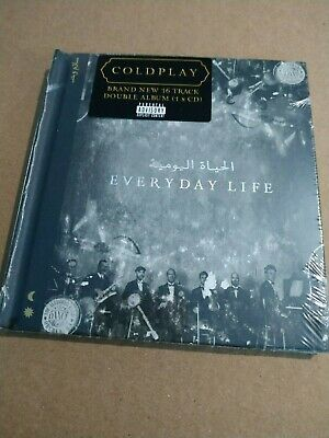 New 2019 Coldplay Everyday Life Mexican 2Cd Album Pre.sale Out Nov 22