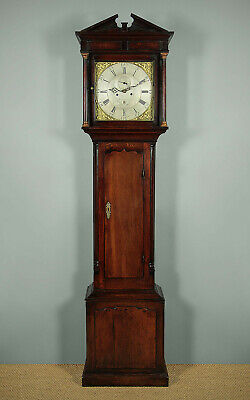 Antique 18th.c. Welsh Longcase Clock by Watkin Owen of Llanrwst c.1780.
