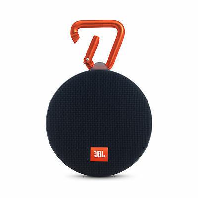JBL Clip 2 Portable Wireless Bluetooth Speaker - Blue