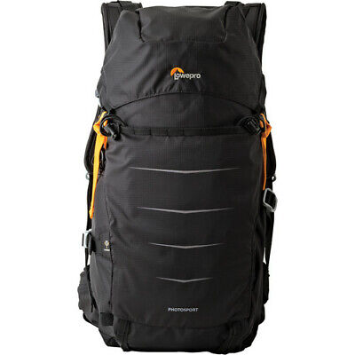 Lowepro Photo Sport BP 200 AW II Backpack Bag Digital Camera DSLR, BLACK, NEW
