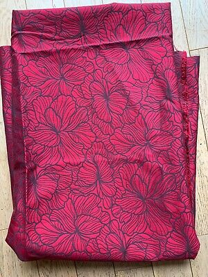 Clarke and Clarke Studio G Ebba in Heather Curtain Upholstery Craft Fabric