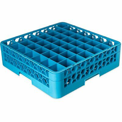 Carlisle Rack 49 Compt Glass +1 Carlblu (4 Pack)