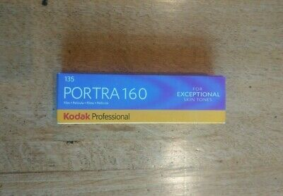 Kodak Professional Portra Color 35mm Film (36 Exposures) - Pack of 5
