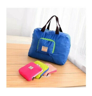 Foldable Large Duffel Bag Storage Waterproof Travel Pouch Tote Bag Lightweight