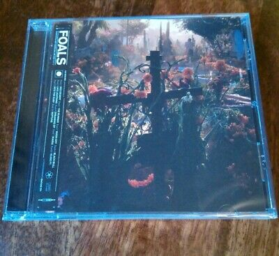 Foals Everything Not Saved Will Be Lost Part 2 Cd