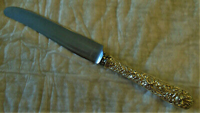 Antique 1924 S Kirk & Son Inc Sterling Silver French Hollow (1) Dinner Knife
