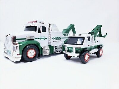 Hess 2019 Holiday Toy Truck - Tow Truck Rescue Team | Brand New Sealed