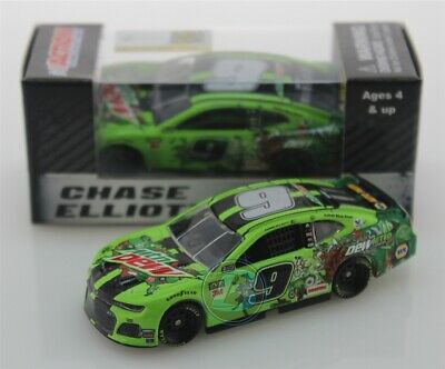 2019 CHASE ELLIOTT #9 Mountain Dew / DEWnited States 1:64 Action Free Shipping