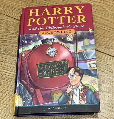 Early Harry Potter And The Philosophers Stone, By J K Rowling